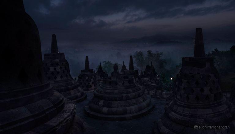 sudhir ramchandran_buddhist temple