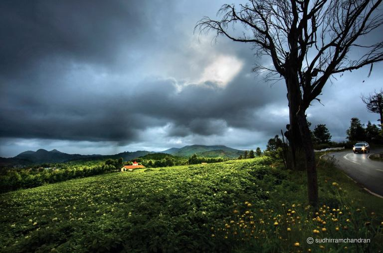 The beauty of monsoons in India by editorial and street photographer Sudhir Ramchandran