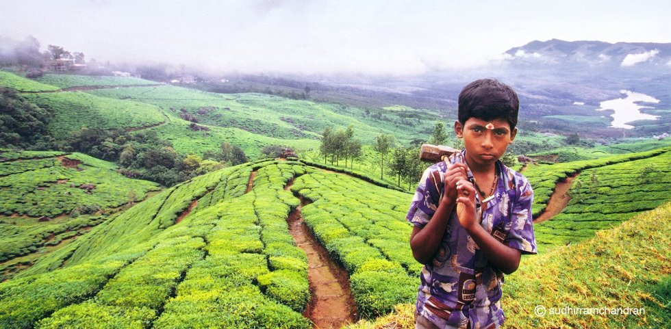 World day against child labour by photographer Sudhir Ramchandran