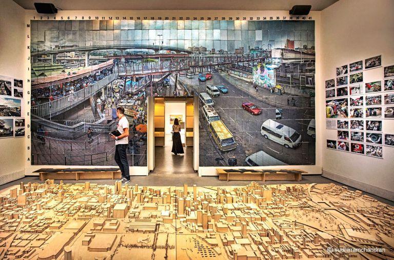 CHANGE BY DESIGN @Venice Biennale shot by photographer Sudhir Ramchandran